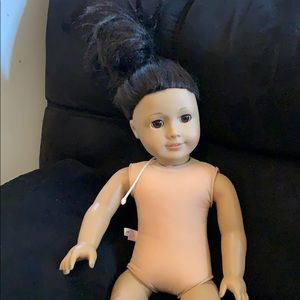 American girl doll used condition